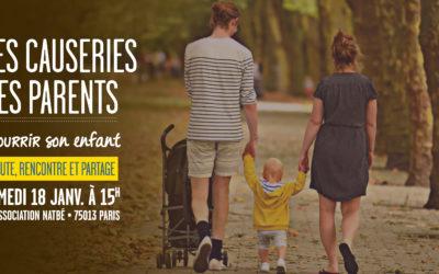 les causeries des parents