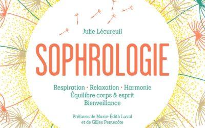 Nouveau livre sur la Sophrologie